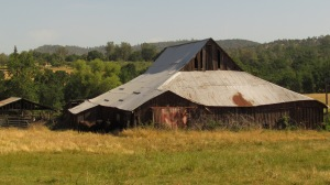 another barn with a story