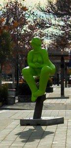 Green Mother Goddess