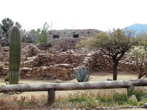 600 year old pueblo