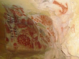 cave painting two