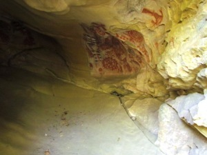 cave painting one